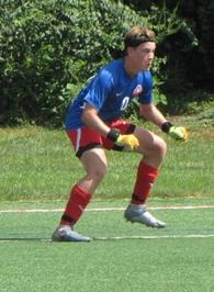 Benjamin Conrad's Men's Soccer Recruiting Profile