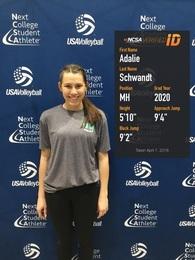 Adalie Schwandt's Women's Volleyball Recruiting Profile