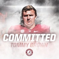 Tommy Brown's Football Recruiting Profile