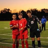 RJ Stoller's Men's Soccer Recruiting Profile