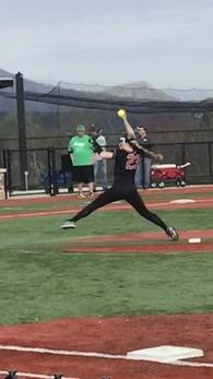 Sabrina Dolph's Softball Recruiting Profile