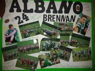 Brennan Albano's Football Recruiting Profile