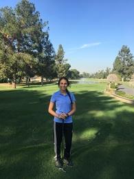 Khushi Patel's Women's Golf Recruiting Profile
