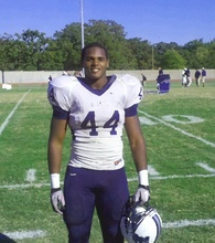 Christopher Houston Jr.'s Football Recruiting Profile