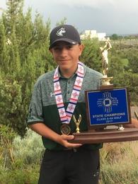 Jacob Lucero's Men's Golf Recruiting Profile