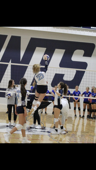 Anna Claire Sheffield's Women's Volleyball Recruiting Profile