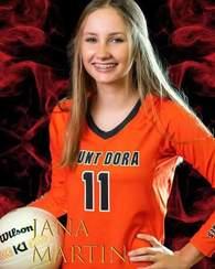 Jana Martin's Women's Volleyball Recruiting Profile