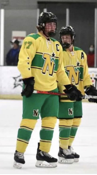 Christopher Sharon's Men's Ice Hockey Recruiting Profile