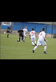 Juan Santana's Men's Soccer Recruiting Profile