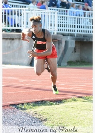 Avery Louis's Men's Track Recruiting Profile