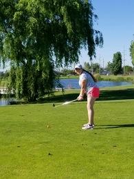 Mallerie Brown's Women's Golf Recruiting Profile