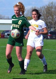 Anna Miller's Women's Soccer Recruiting Profile