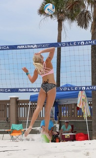 Ashley Pater's Women's Beach Volleyball Recruiting Profile