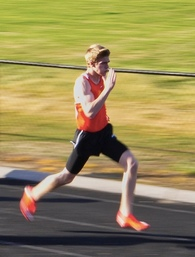 Sam Peters's Men's Track Recruiting Profile
