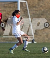 Cindy Lopez's Women's Soccer Recruiting Profile
