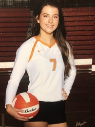 Elaina Vaughan's Women's Volleyball Recruiting Profile