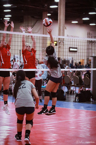 Jaelynn Carino's Women's Volleyball Recruiting Profile