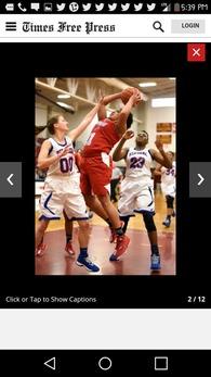 Casia Jarrett's Women's Basketball Recruiting Profile