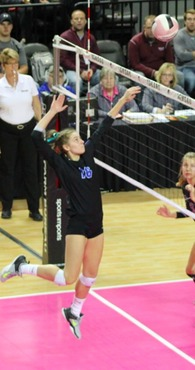 Amber Rickert's Women's Volleyball Recruiting Profile