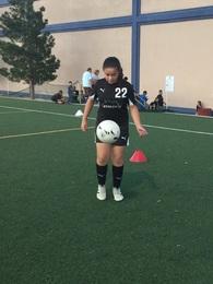 Kristina Cuva-Scheible's Women's Soccer Recruiting Profile