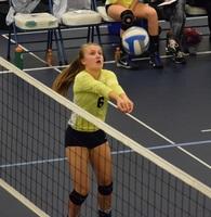 Georgia Berger's Women's Volleyball Recruiting Profile