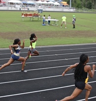 Mikia Hutchings's Women's Track Recruiting Profile