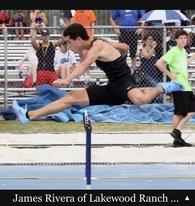 James Rivera's Men's Track Recruiting Profile