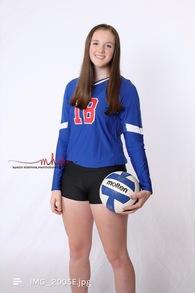Lauren Johnson's Women's Volleyball Recruiting Profile