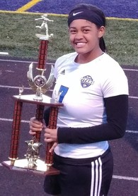 Kennedy Griggs-Spicer's Women's Soccer Recruiting Profile