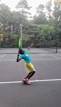 Michael Lawrence's Men's Tennis Recruiting Profile
