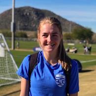 Selah Hunter's Women's Soccer Recruiting Profile
