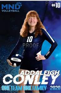 Addaleigh Conley's Women's Volleyball Recruiting Profile