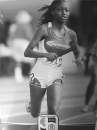 Victoria Parker's Women's Track Recruiting Profile