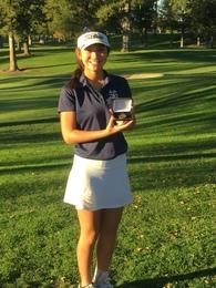 Kristine Tran's Women's Golf Recruiting Profile