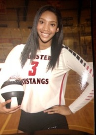 Laila Wallace's Women's Volleyball Recruiting Profile