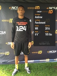 Andrew Parchment's Football Recruiting Profile