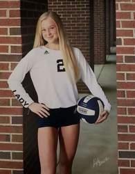 Samantha Cramer's Women's Volleyball Recruiting Profile