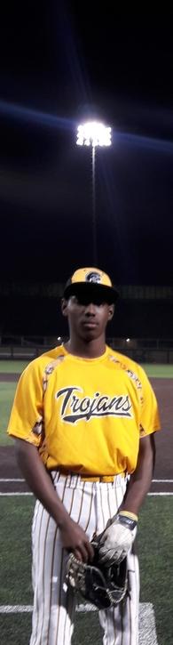 Ahmad Cooper's Baseball Recruiting Profile