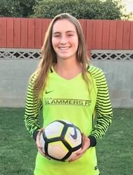 Sage Strohman's Women's Soccer Recruiting Profile