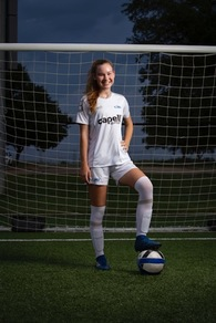 Ellie Geoffroy's Women's Soccer Recruiting Profile