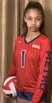 Jacqueline Bardin Women's Volleyball Recruiting Profile