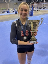 Madison 'Maddi' LaPointe's Women's Volleyball Recruiting Profile