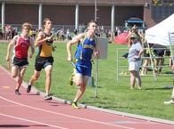 Colton Halla's Men's Track Recruiting Profile