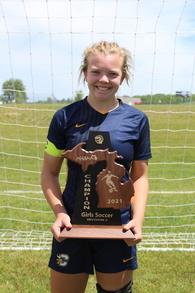 Lydia Schamanek's Women's Soccer Recruiting Profile