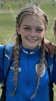 Audree Morter's Women's Soccer Recruiting Profile