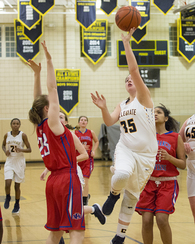 Trinitie Sutton's Women's Basketball Recruiting Profile