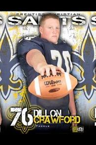 Dillon Crawford's Football Recruiting Profile