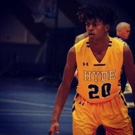 Jeremiah Barr's Men's Basketball Recruiting Profile