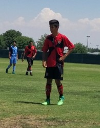 Joell Macias Jr's Men's Soccer Recruiting Profile