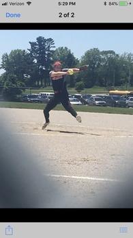 Hannah Dauenbaugh's Softball Recruiting Profile